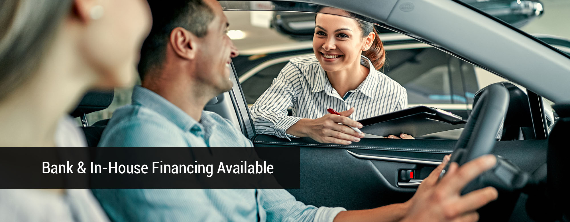 Bank & In-house Financing Fleetwing Auto